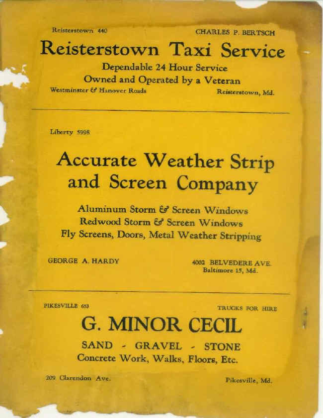 Page 14 of January 1948 Newsletter